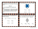 3rd grade Math STAAR Review: (Supporting) Task Cards
