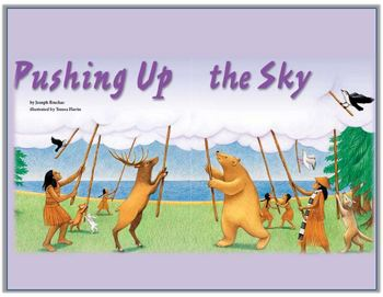 3rd grade Reading Street Unit 3 Week 2 Pushing Up the Sky