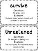 3rd grade Reading WonderWorks Supplement- Unit 2 Week 4