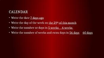 3rd grade Saxon Math Lesson 71