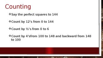 3rd grade Saxon Math Lesson 72