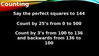 3rd grade Saxon Math Lesson 73