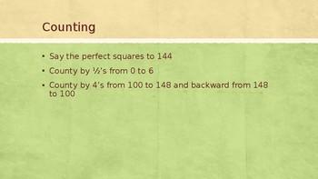 3rd grade Saxon Math Lesson 76