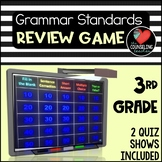 3rd Grade Grammar Review Games