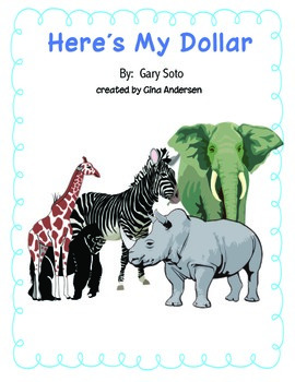 "3rd grade Treasures Reading Unit 4 Week 4 ""Here's My Dollar"""
