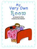 """3rd grade Treasures Reading Unit 4 Week 5 """"My Very Own Room"""""""