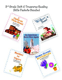3rd grade Treasures Reading Bundled-Unit 6