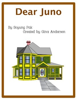 "3rd grade Treasures Reading Unit 1 Week 2 ""Dear Juno"""