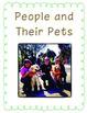 "3rd grade Treasures Reading Unit 1 Week 5 ""The Perfect Pet"""