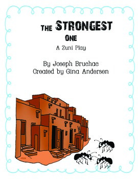 "3rd grade Treasures Reading Unit 2 Week 1 ""The Strongest One"""