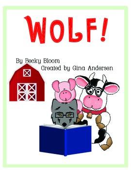 "3rd grade Treasures Reading Unit 2 Week 2 ""Wolf"""