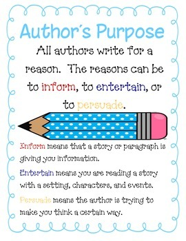 "3rd grade Treasures Reading Unit 2 Week 5 ""Author"""