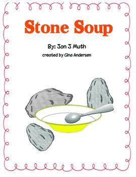 "3rd grade Treasures Reading Unit 3 Week 1 ""Stone Soup"""
