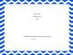 3rd grade Wonders Unit 1 Week 1 Journal