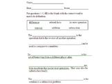 3rd Grade Addition and Subtraction test: Quarter 1 (3.NBT.A.2)