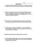 3rd grade bilingual Spanish English math review word problems