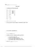 3rd grade key concepts assessments