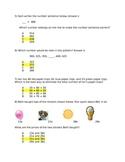 3rd grade math mid-term exam