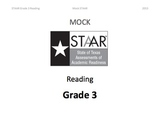 3rd grade reading STAAR practice test