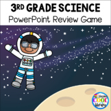 3rd Grade Science Test Prep Review PowerPoint Game