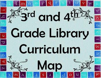 Curriculum map teaching resources teachers pay teachers 3rd4th grade library curriculum maps common core standards getting started gumiabroncs Gallery