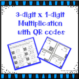 3x1 Multiplication with QR Codes