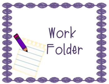 3x4 Folder Label Bundle