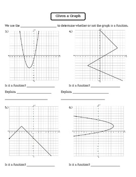 4.1 Notes - Is it a function