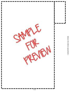 4-10 Tabbed Booklets for Interactive Student Notebooks