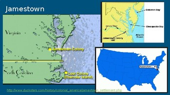 4.13 13 Colonies Location and Industry