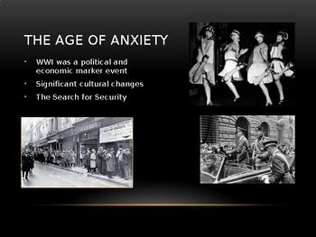 4.2 Political and Economic Developments of the Interwar Years - Presentation