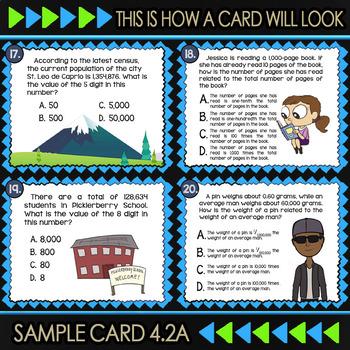 4.2A: PLACE VALUE RELATIONSHIPS ★ 4th Grade STAAR Math Test Prep ★ Math TEK 4.2A