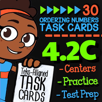 4.2C: Compare and Order Numbers ★ 4th Grade STAAR Math Test Prep ★ Math TEK 4.2C