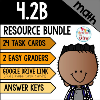 Value and Expanded Notation - 4.2B Math TEKS Resource Bundle