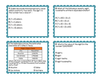 4.2B - Place Value (Representing Values)