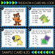 Math TEK 4.2G ★ Relating Decimals to Fractions ★ 4th Grade Task Cards