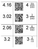 4.2G Relating Fractions to Decimals with QR Codes