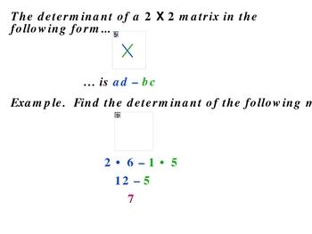 4-3  Determinants (Part 1)