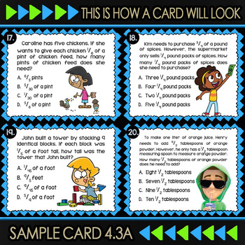 4.3A Decomposing Fractions I ★ 4th Grade Math TEKS 4.3A  ★ STAAR Math Practice