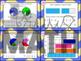 4.3B: Compose & Decompose Fractions STAAR Test-Prep Task Cards (GRADE 4)