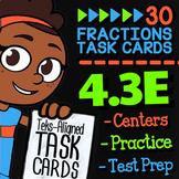 Math TEK 4.3E ★ Add & Subtract Like Fractions ★ 4th Grade STAAR Math Review