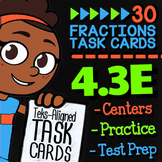 4.3E Add and Subtract Like Fractions ★ 4th Grade Math TEKS