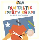 4-4-4-4 Design Challenge – 4th Grade STEAM Activity
