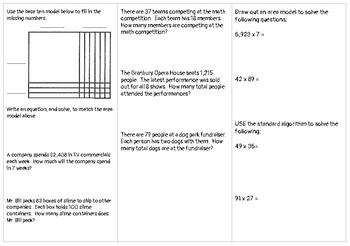 4.4 Multiplication Brochure
