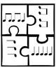 4/4 time signature puzzle