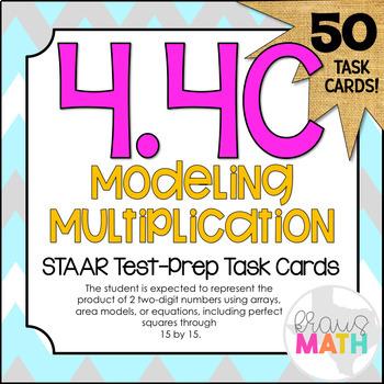 4.4C: Multiplication: Models & Equations STAAR Test-Prep T