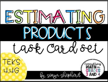 4.4G Estimating Products