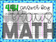 4.4H: Multiplication & Division Word Problems STAAR Test-Prep (GRADE 4)