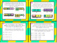 4.5A (DECK 2): Equations and Strip Diagrams STAAR Test Prep Task Cards!