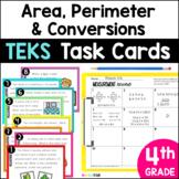 4.5C 4.5D 4.8A 4.8B 4.8C  Measurement STAAR PREP Task Cards